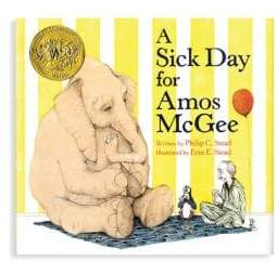 DAY Birger et Mikkelsen A Sick for Amos McGee Book