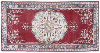 "One Kings Lane Vintage 1970s Anatolian Oushak Rug - 3' x 5'10"" - R. Banilivi and Son"