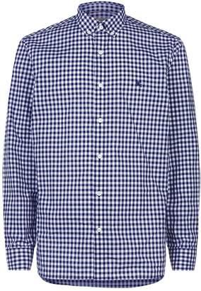 Burberry Casual Gingham Shirt