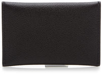 Alexander McQueen Alexander McQueen Leather Card Holder