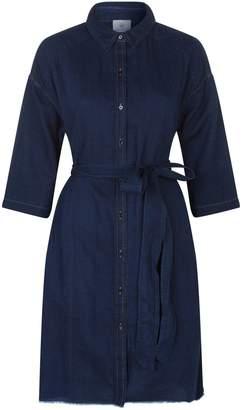 AG Jeans Claudia Denim Shirt Dress