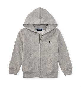 Polo Ralph Lauren Cotton-Blend-Fleece Hoodie (2-7 Years)
