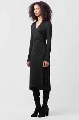 Cybil Wrap Dress $468 thestylecure.com