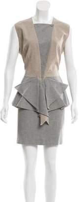 Givenchy Sleeveless Mini Dress w/ Tags