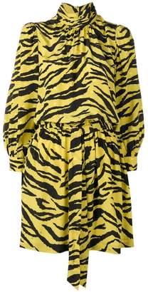 Zadig & Voltaire Zadig&Voltaire tiger print dress