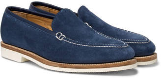 Riviera George Cleverley Suede Loafers