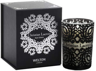 Christian Lacroix Nuit Gitane Glass Candle