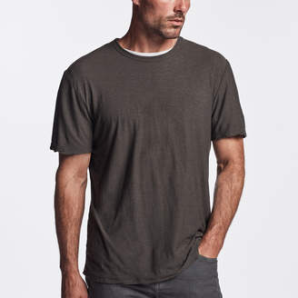 James Perse SPACED JERSEY LOUNGE TEE
