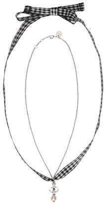 Miu Miu (ミュウミュウ) - Miu Miu ペンダント ネックレス