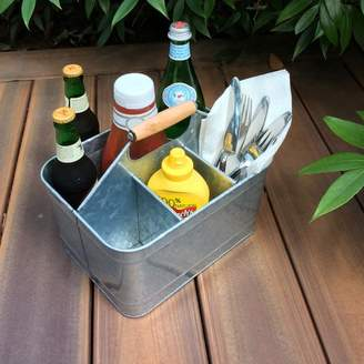 Laurèl Foundry Modern Farmhouse Gustave Carry All Flatware Caddy
