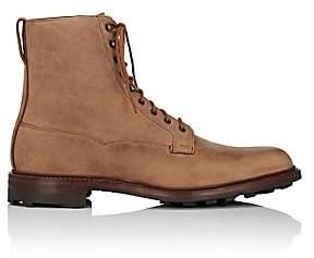 Crockett Jones Crockett & Jones Men's Arran Leather Lace-Up Boots - Lt. brown