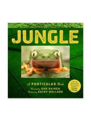 Workman Publishing Jungle- A Photicular Book
