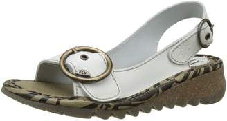 Fly London Women's Tram723fly Wedge Sandal