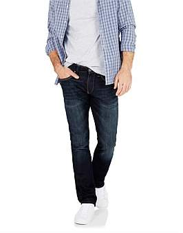 Mavi Jeans Marcus Deep Brushed White Edge