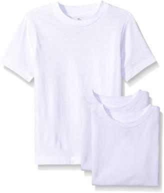 Calvin Klein Big Boys 3 Pack Undershirts
