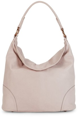 Frye Madison Leather Hobo Bag