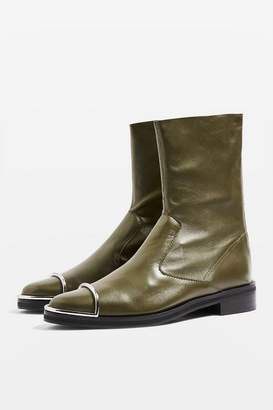 Topshop Womens AVERY Ankle Boots
