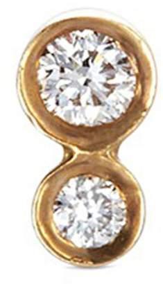 Sophie Bille Brahe 'Lulu Diamant' diamond 18k yellow gold single earring