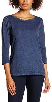 Brax Women's COLLETTA Long Sleeve T-Shirt