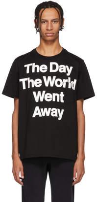 DAY Birger et Mikkelsen TAKAHIROMIYASHITA TheSoloist. Black The The World Went Away T-Shirt
