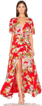 Privacy Please x REVOLVE Plaza Kimono Dress $238 thestylecure.com