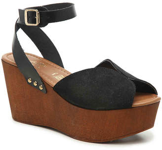Seychelles Laugh More Wedge Sandal - Women's