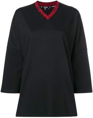 Opening Ceremony elastic logo long-sleeve T-shirt