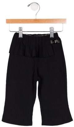 Burberry Girls' Pinstripe Pants