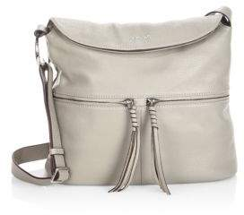 Elizabeth and James Cynnie Flap Leather Crossbody Bag