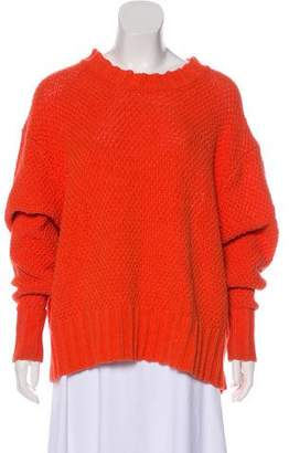 Public School Oversize Crew Neck Sweater