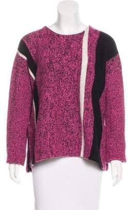 Alexander Wang Wool & Angora Sweater