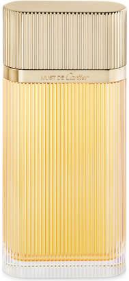 Cartier Must de Gold Eau de Parfum Spray, 3.3 oz.