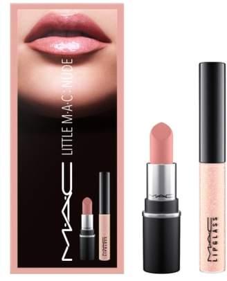 M·A·C MAC Cosmetics MAC Little MAC Nude Lip Duo