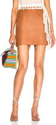 Loewe Rope Belt Skirt