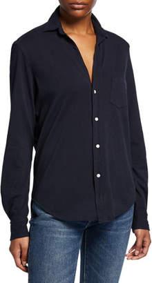 Frank And Eileen Button-Down Long-Sleeve Cotton Shirt