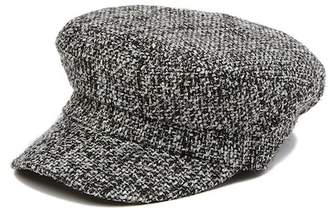 David & Young Tweed Lieutenant Cap