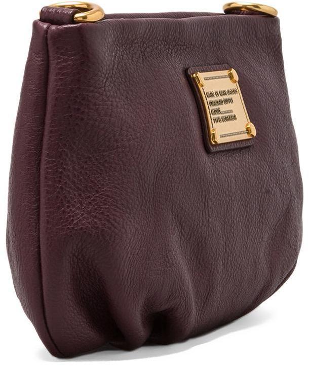 Marc by Marc Jacobs Classic Q Percy Crossbody Bag