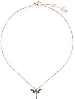 Anapsara dragonfly necklace