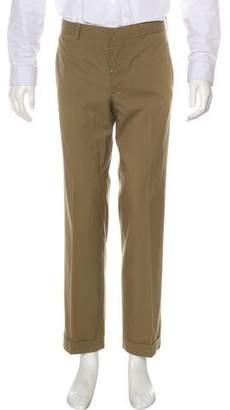 Prada Cuffed Dress Pants