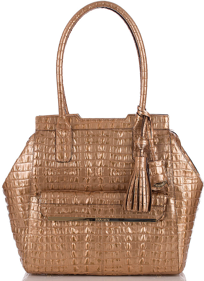 Brahmin Tucker Tote Bag