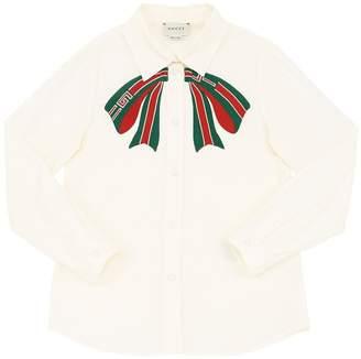 f81cf71b386f Gucci Girls' Shirts & Blouses - ShopStyle