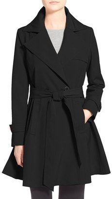 Women's Trina Turk 'Phoebe' Double Breasted Trench Coat $425 thestylecure.com