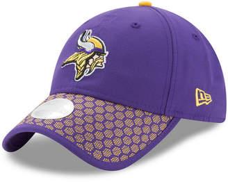 New Era Women's Minnesota Vikings Sideline 9TWENTY Cap
