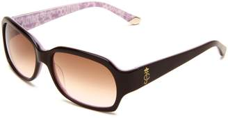 Juicy Couture Women's JU522S Rectangular Sunglasses