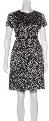 Burberry Short Sleeve Mini Dress w/ Tags