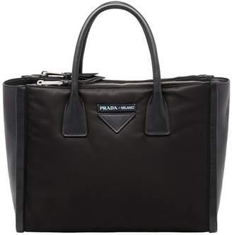 Prada Concept Calf Leather Bag