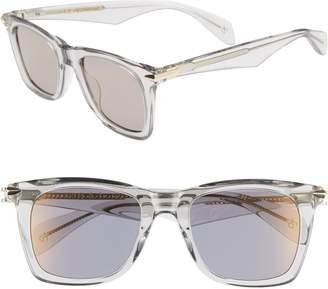 Rag & Bone 54mm Gradient Sunglasses