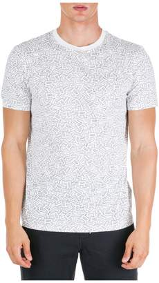 Christian Dior All Over Logo T-Shirt