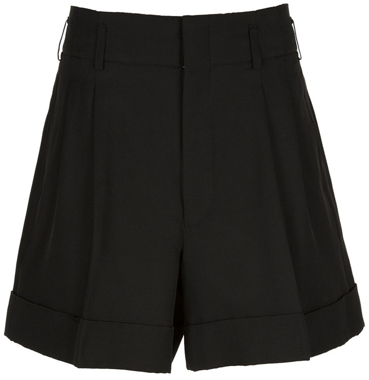 Comme des Garcons high waisted short