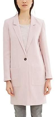 Esprit Women's 037EE1G0 Jacket,(Manufacturer Size: S)